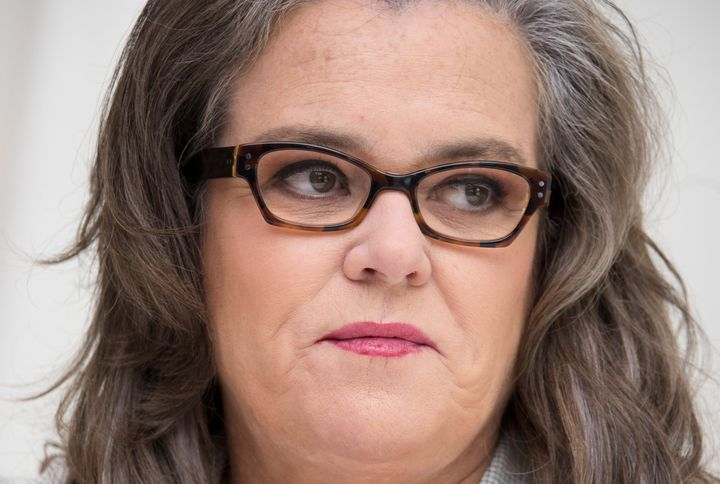 Actress Rosie O'Donnell told Variety's Ramin Setoodeh that her father sexually abused her.
