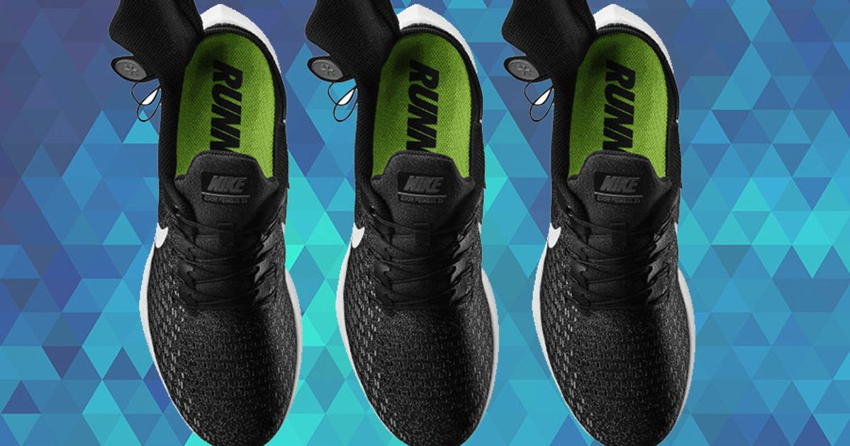 99e8ef6467 Nike's Lace-Free Pegasus FlyEase Running Trainers Will Help Those Who  Struggle To Tie Their Laces | HuffPost UK