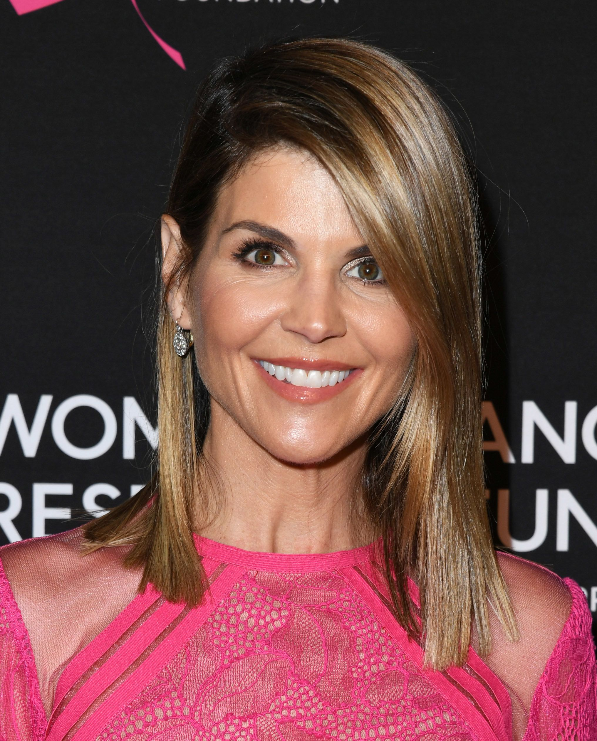BEVERLY HILLS, CALIFORNIA - FEBRUARY 28:  Lori Loughlin attends The Women's Cancer Research Fund's An Unforgettable Evening Benefit Gala at the Beverly Wilshire Four Seasons Hotel on February 28, 2019 in Beverly Hills, California. (Photo by Jon Kopaloff/FilmMagic)