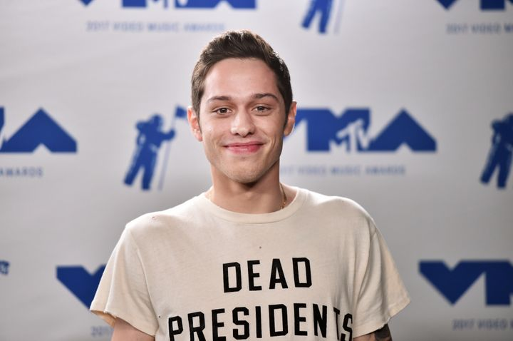 """SNL"" star Pete Davidson has been candid about his mental health."