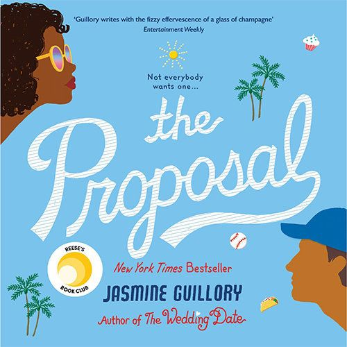 "<i><a href=""https://www.audible.com/pd/The-Proposal-Audiobook/1472266951"" target=""_blank"">The Proposal</a></i> is a great boo"