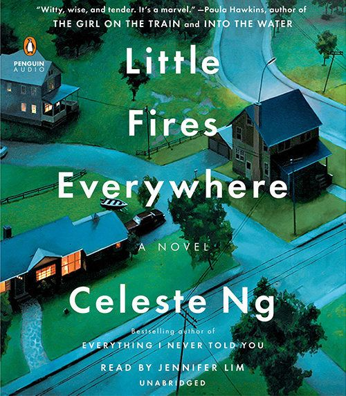 """There's a reason that Celeste Ng's second novel, <i><a href=""""https://www.audible.com/pd/Little-Fires-Everywhere-A"""