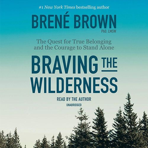 Author Brené Brown is the type of writer whose work will really make you think. The research professor and social scie