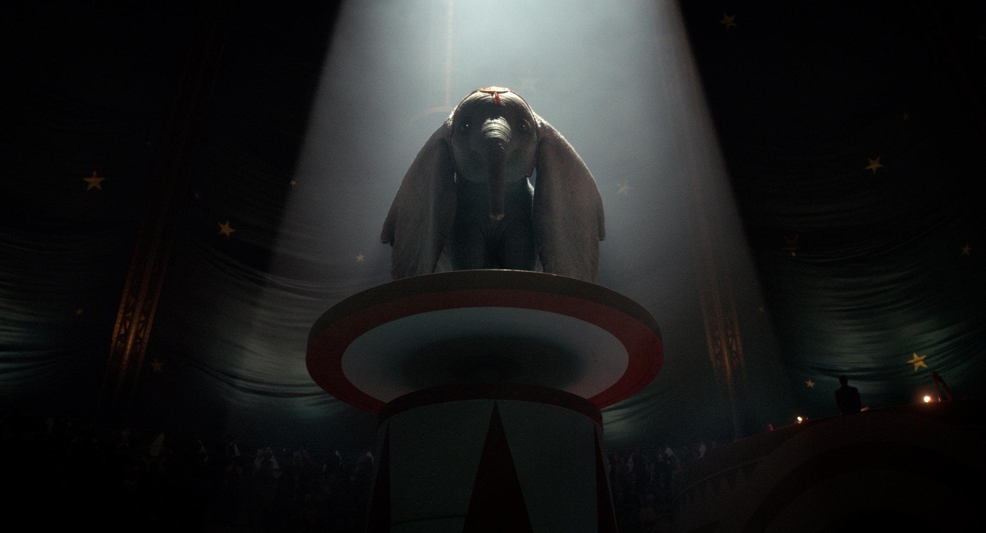 Sadly, 'Dumbo' Never Soars