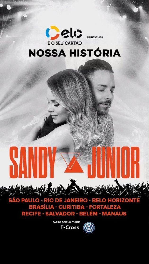 Sandy e Junior confirmam turnê 'Nossa História' em comemoração aos 30 anos de