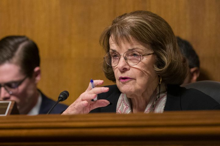 Sen. Dianne Feinstein (D-Calif.) asked judicial nominee Kenneth Lee about a 1994 article he wrote while at Cornell University