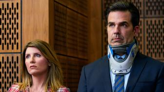 "Sharon Horgan and Rob Delaney in ""Catastrophe"" on Amazon Prime."