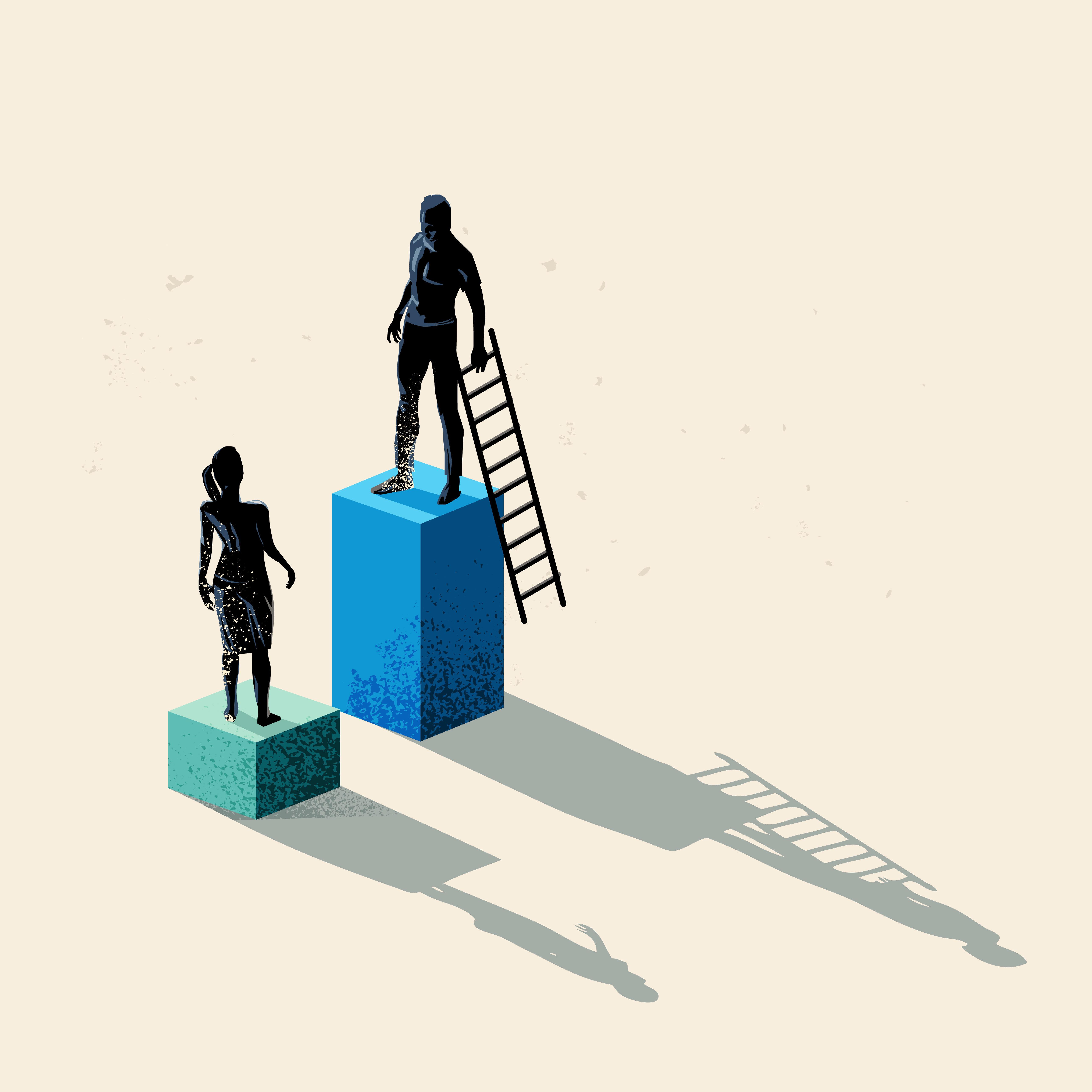 Empresas com salários diferentes para homens e mulheres pagarão
