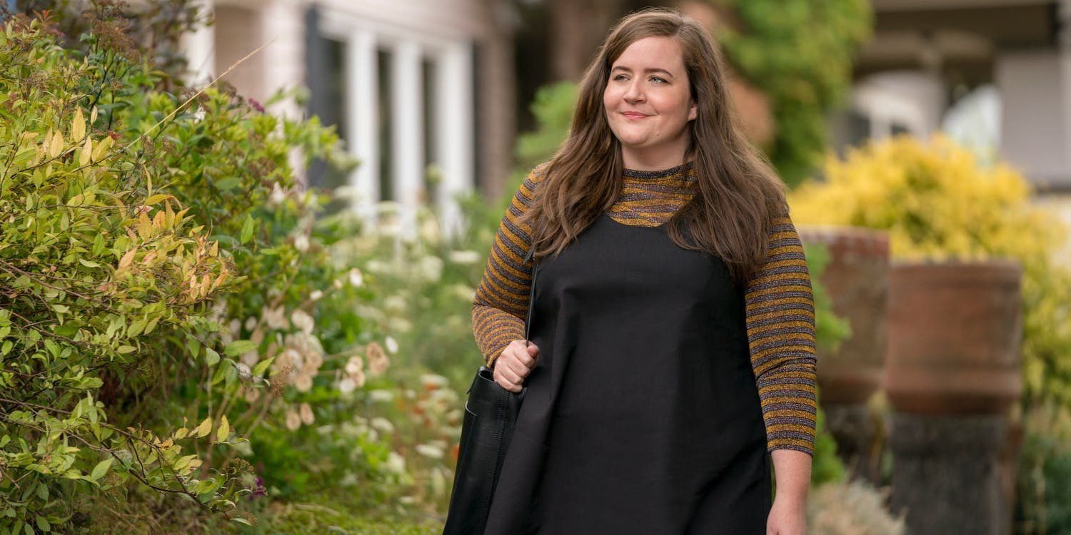 "Aidy Bryant in ""Shrill"" on Hulu."