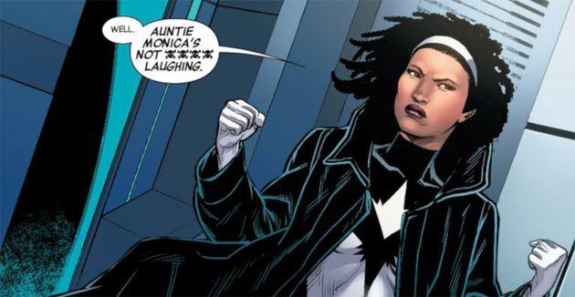 영화 '캡틴 마블'은 또 다른 여성 슈퍼히어로의 등장을 예고했을지도