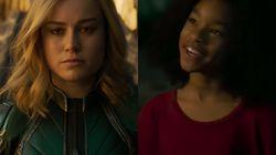 '캡틴 마블'은 또 다른 여성 히어로를 예고했을지도