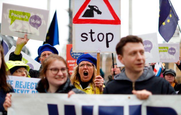 영국 하원이 '노딜 브렉시트 반대' 결의안을