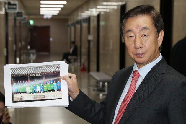 검찰이 김성태 의원 딸의 KT 부정채용을