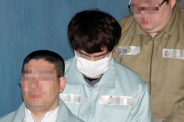 '무면허 음주운전' 손승원에 징역 4년이