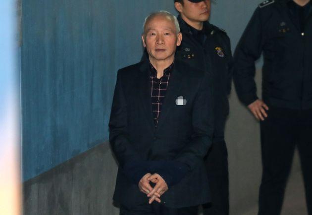 '댓글수사 방해' 남재준 전 국정원장 징역 3년6월