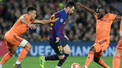 Ligue des Champions: regardez les 6 buts de l'élimination de Lyon, corrigé par le