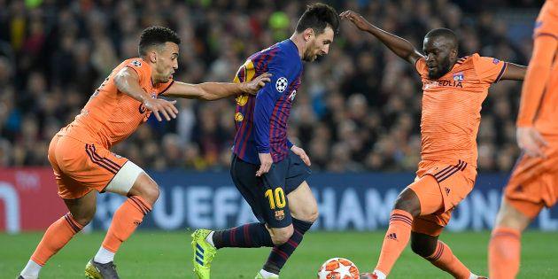 Barcelone-OL en Ligue des Champions: le résumé et les 6 buts de l'élimination des