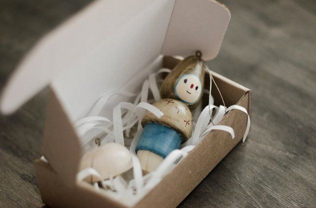 Ocho juguetes de madera de Rusia que seguro que te