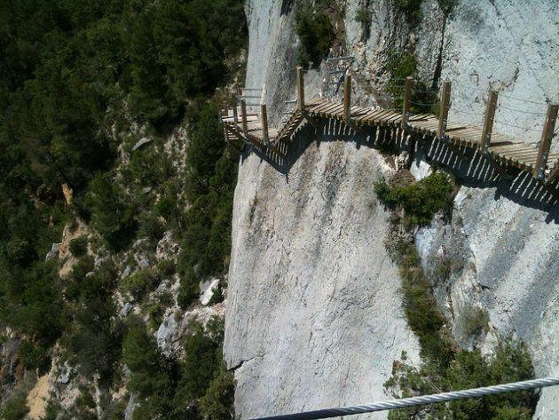 Las Escaleras de Montfalcó