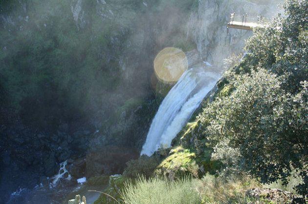 Pozo de los Humos, Masueco y Pereña de la Ribera