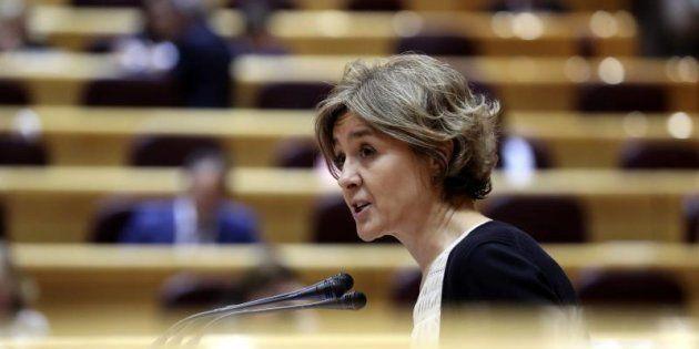 La exministra Isabel García