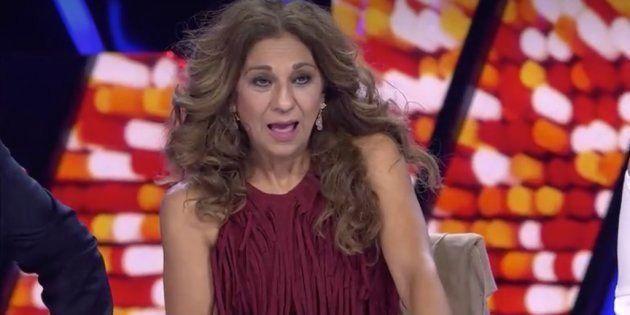 El patinazo de Lolita Flores en 'Tu Cara Me Suena' que más risas ha