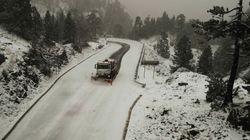 Tiempo: Un temporal de nieve y frío helará la