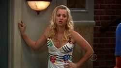 Kaley Cuoco ('The Big Bang Theory') estalla en medio de un atasco: