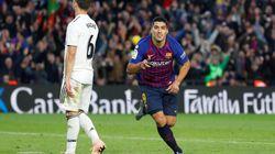 El Barcelona golea al Madrid (5-1) y sentencia a