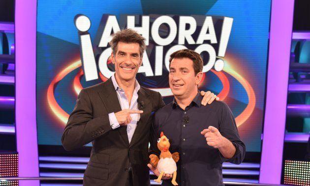 Jorge Fernández y Arturo