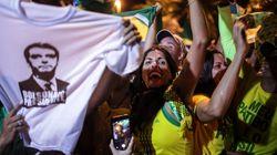 Brasil, de cabeza a la derecha pura y