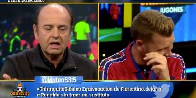 Juanma Rodríguez y Jota Jordi en 'El