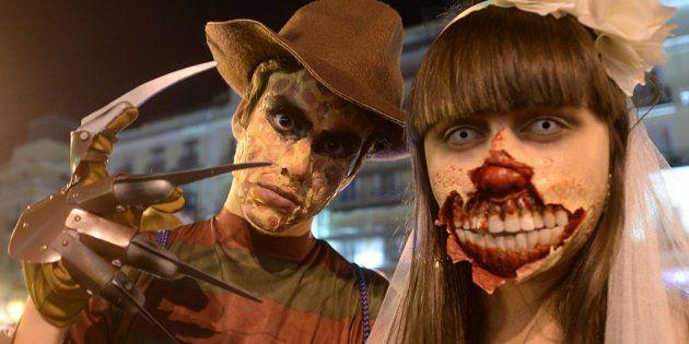 Fiesta de Halloween en