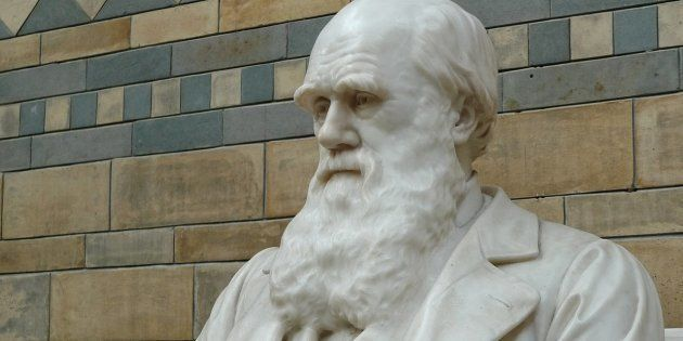 Una estatua de Charles