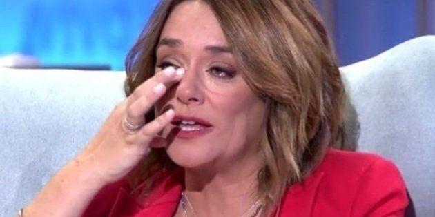 Toñi Moreno lanza este mensaje tras hacerse oficial su salida de 'Viva la vida'
