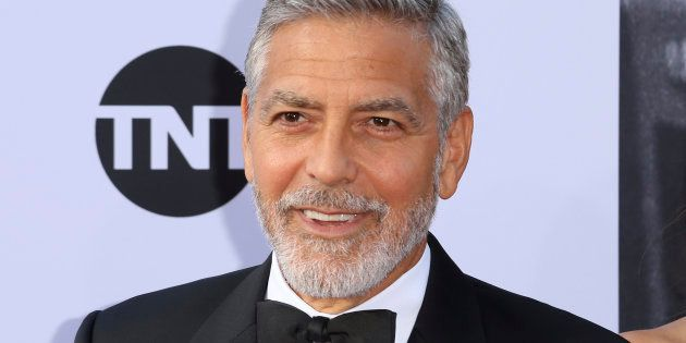 El actor George Clooney, en una gala el 7 de junio de
