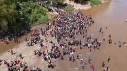Trump manda a 5.000 militares a la frontera de México para contener a la caravana