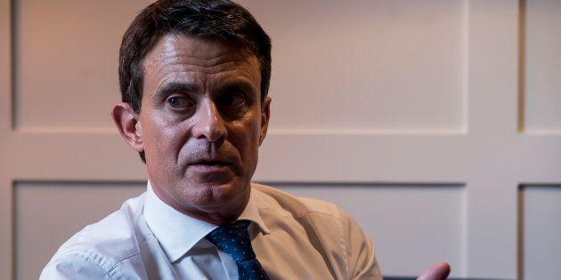 Manuel Valls: