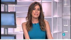 Isabel Jiménez, presentadora de Telecinco, da la noticia más importante de su