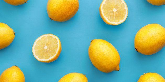 Cinco beneficios del limón que no tienen que ver con la
