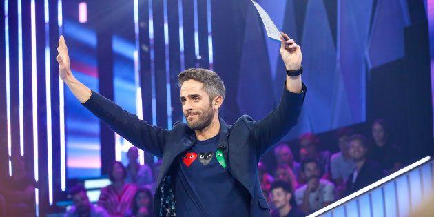 El presentador de 'Operación Triunfo', Roberto