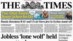 Un hombre arrasa con su brutal respuesta a este titular ofensivo de un periódico inglés sobre los