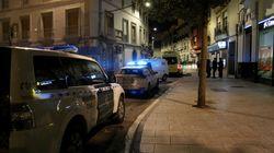 Cuatro detenidos por apuñalar a un guardia civil fuera de servicio que medió en una