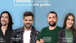 Clínica Baviera retira las campañas publicitarias que tenía con Dani
