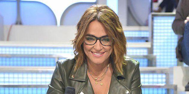 Toñi Moreno se estrena como sustituta de Emma García en 'Mujeres y Hombres y