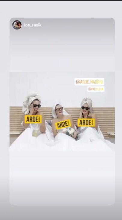 Paco León y los protagonistas de 'Arde Madrid' se desnudan en Instagram para promocionar la