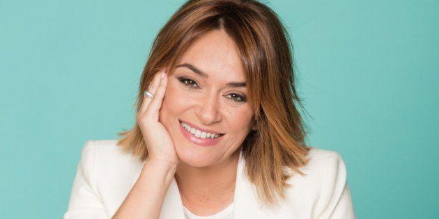 Toñi Moreno, presentadora de 'Viva la