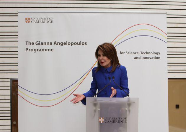 Πανεπιστήμιο του Κέιμπριτζ: «Πρόγραμμα Γιάννα Αγγελοπούλου για την Επιστήμη, Τεχνολογία,