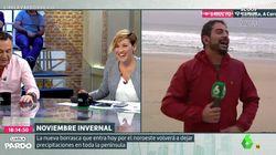 El 'corte' de Cristina Pardo a un reportero de 'Liarla Pardo' en pleno