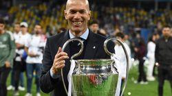 Zidane dimite como entrenador del Real
